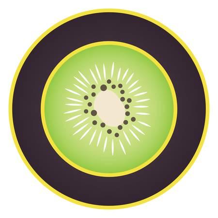 kiwi fruit Reklamní fotografie - 79216482