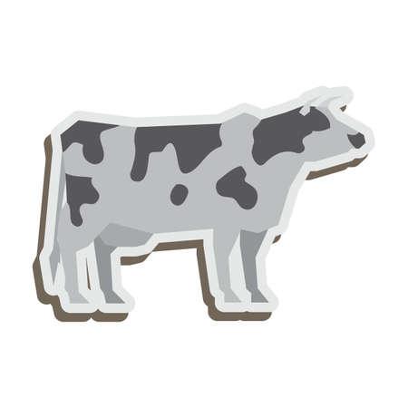 cow Reklamní fotografie - 79216534