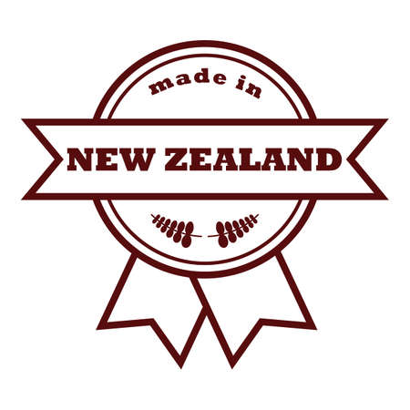 new zealand product label design
