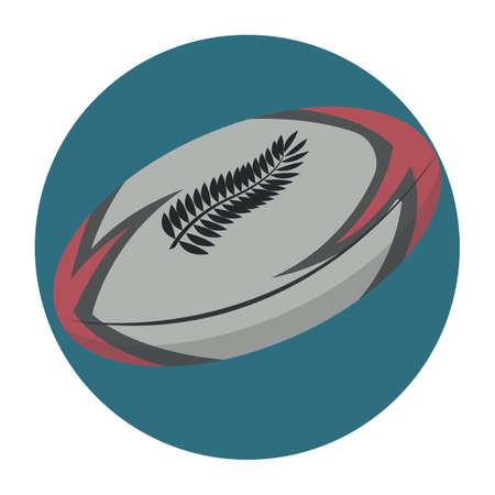 rugby Reklamní fotografie - 79216945