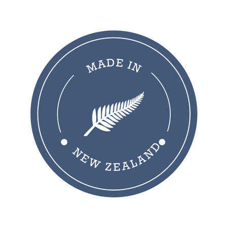 new zealand word: new zealand product label design