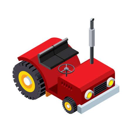 농장 트랙터 스톡 콘텐츠 - 79217150