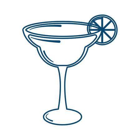 a glass of cocktail 版權商用圖片 - 79216902