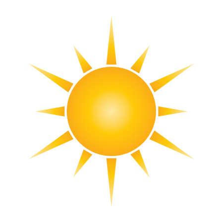 太陽ロゴの要素