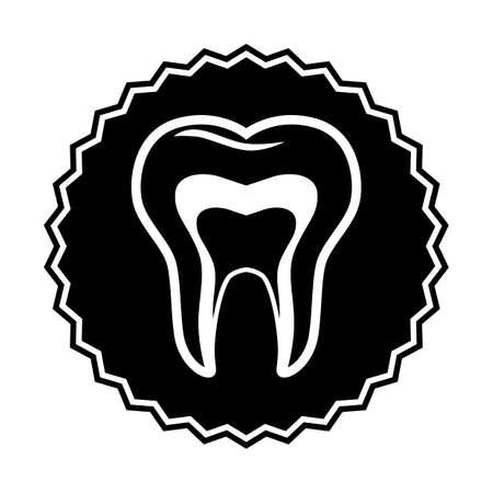 Couronnement dentaire Banque d'images - 79217368