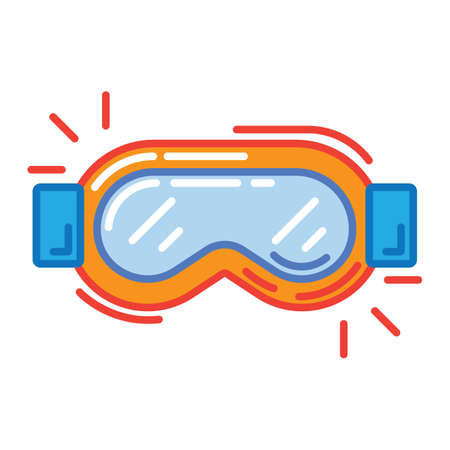 ski goggles: Ski goggles