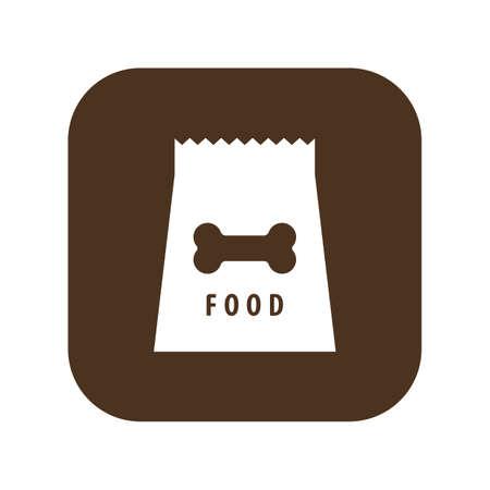 dog food Reklamní fotografie - 79217377