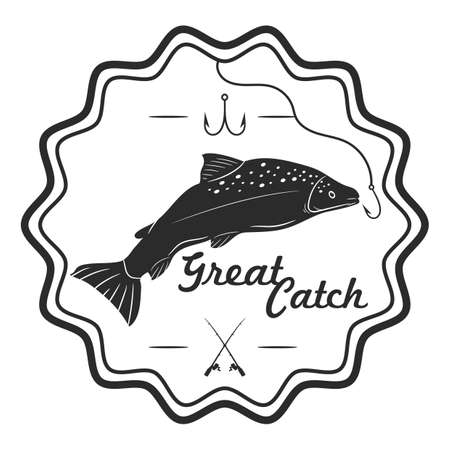 great catch label