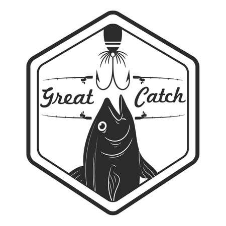 geweldig vangstlabel