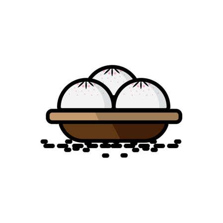 台湾の蒸しパン