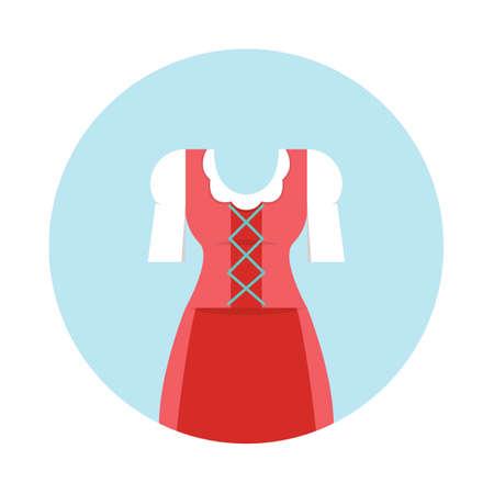スイスの伝統的な服