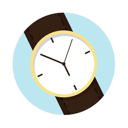 Wrist watch Reklamní fotografie - 79222577