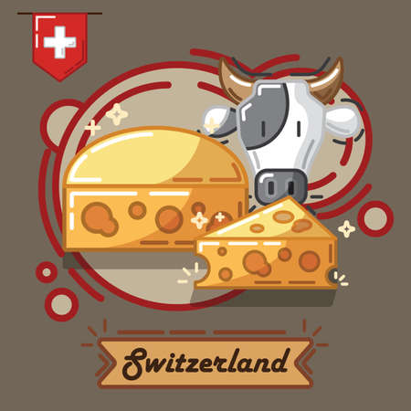 switzerland dairy products