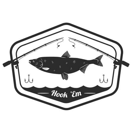 fishing label
