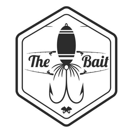 the bait label