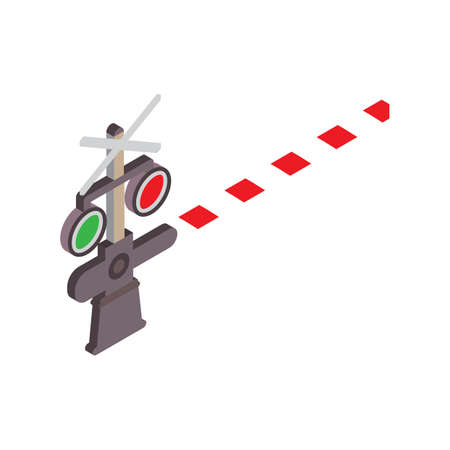 Level crossing signal