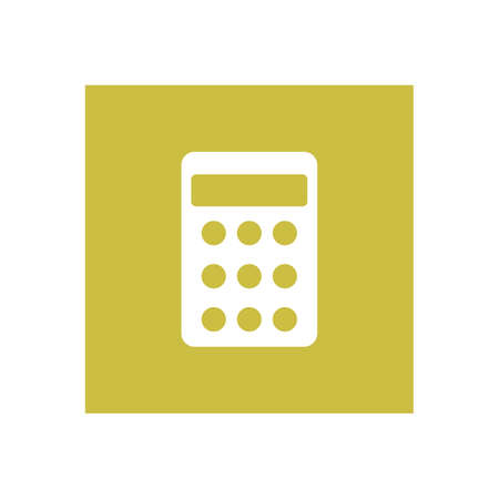 calculator Ilustrace