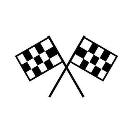 racing flag Çizim