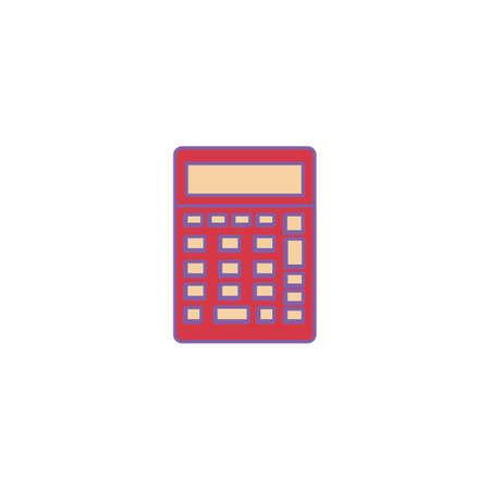 calculator Ilustração