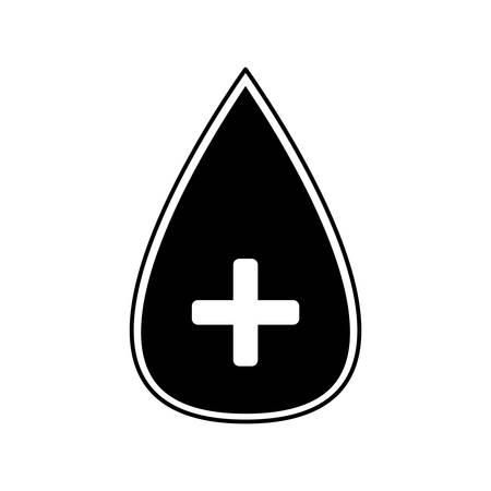 bloed donatie icoon