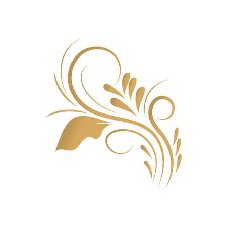 floral motif design Stock Vector - 79218000