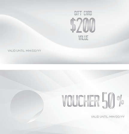 gift card and vouchers