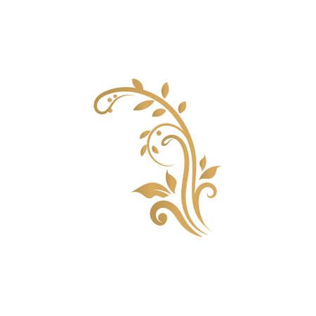 floral motif design Stock Vector - 79218077