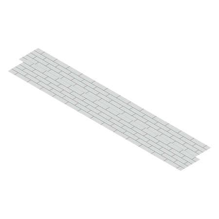 舗装  イラスト・ベクター素材