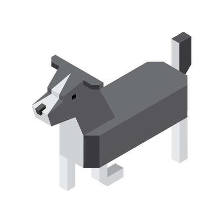 dog Banco de Imagens - 79218343
