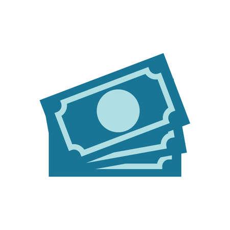 紙幣  イラスト・ベクター素材
