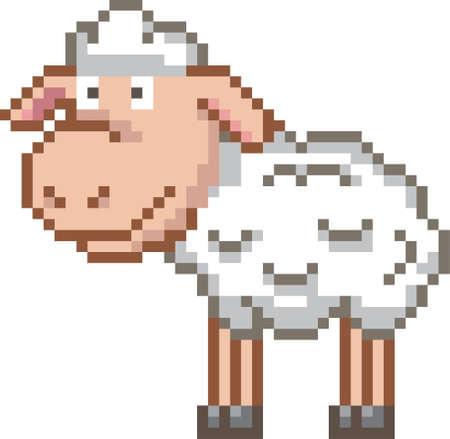ピクセル羊