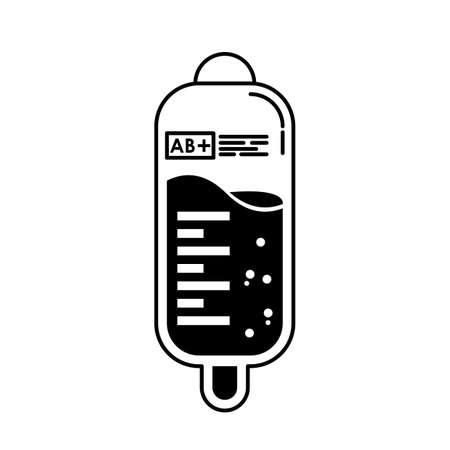 blood bag Stock Vector - 79218595