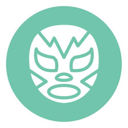 mexican wrestler mask