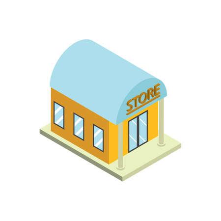 shophouse building