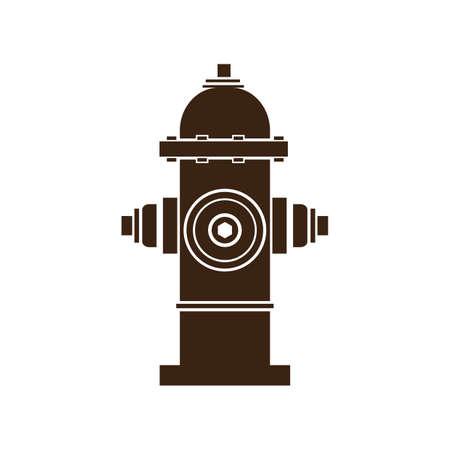 brandkraan Vector Illustratie