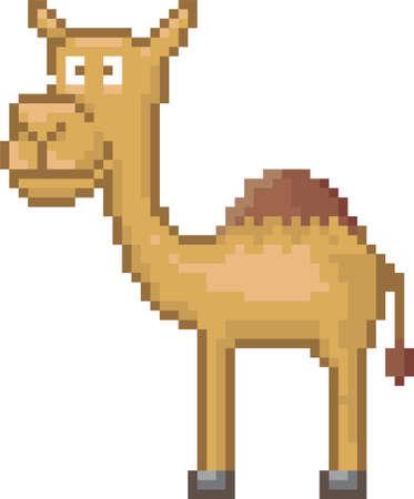 pixel camel Imagens - 79145845