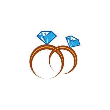 Anelli di nozze  Archivio Fotografico - 79218188