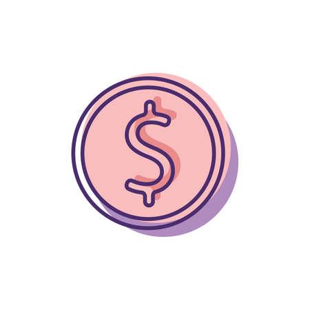 dollar valutasymbool