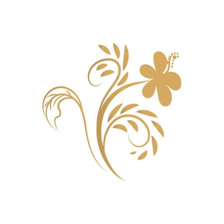 floral motif design
