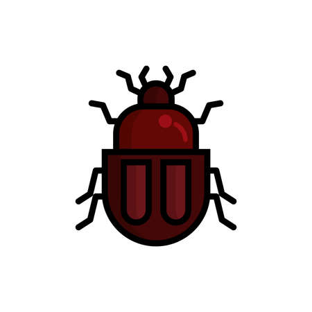 beetle Иллюстрация