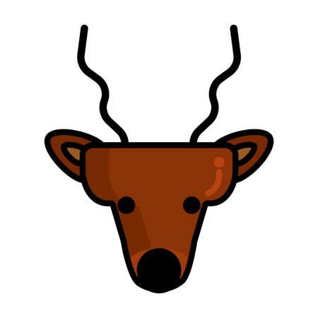 Antilope Standard-Bild - 79238265