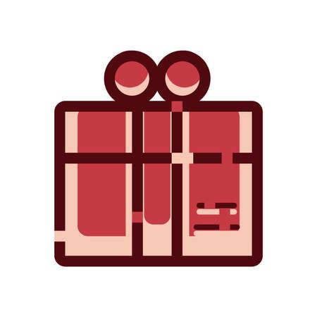 gift box 向量圖像