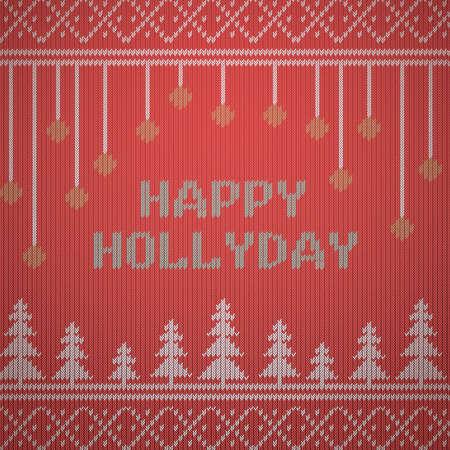 happy holiday design