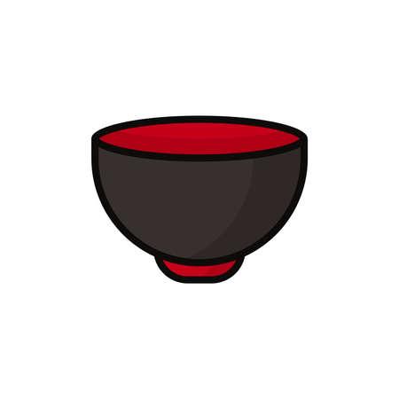 일본 밥 그릇