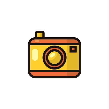 camera 向量圖像