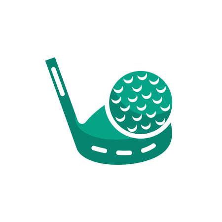 ボールとゴルフ クラブ