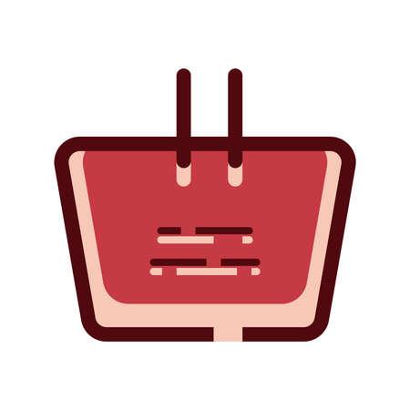 shopping basket symbol