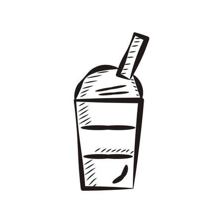 soft drink Ilustração