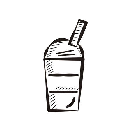soft drink Illustration