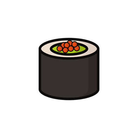 sushi Иллюстрация